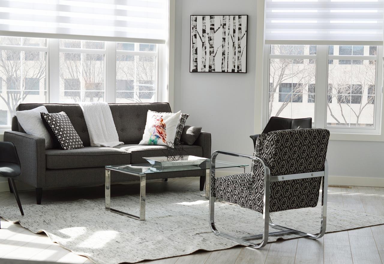 ספה בעיצוב מיוחד לסלון