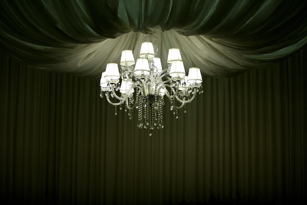 מנורת סלון