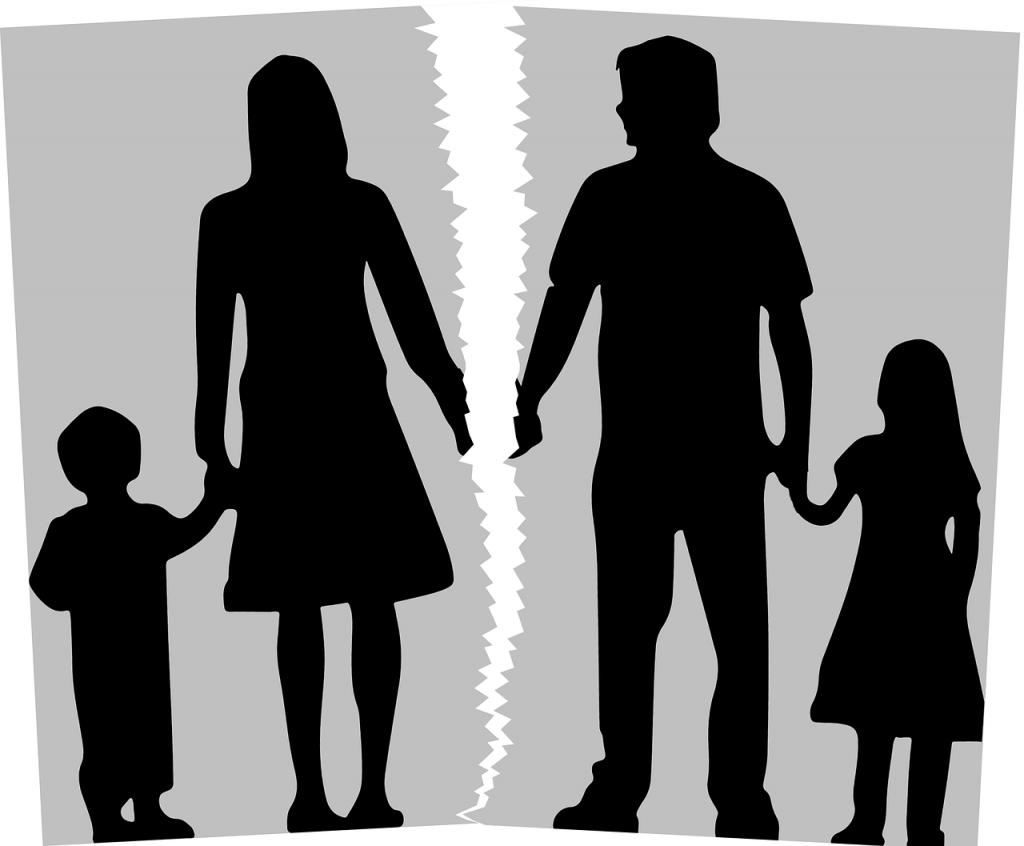 משפחה מחולקת