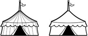 אוהלים ראשית