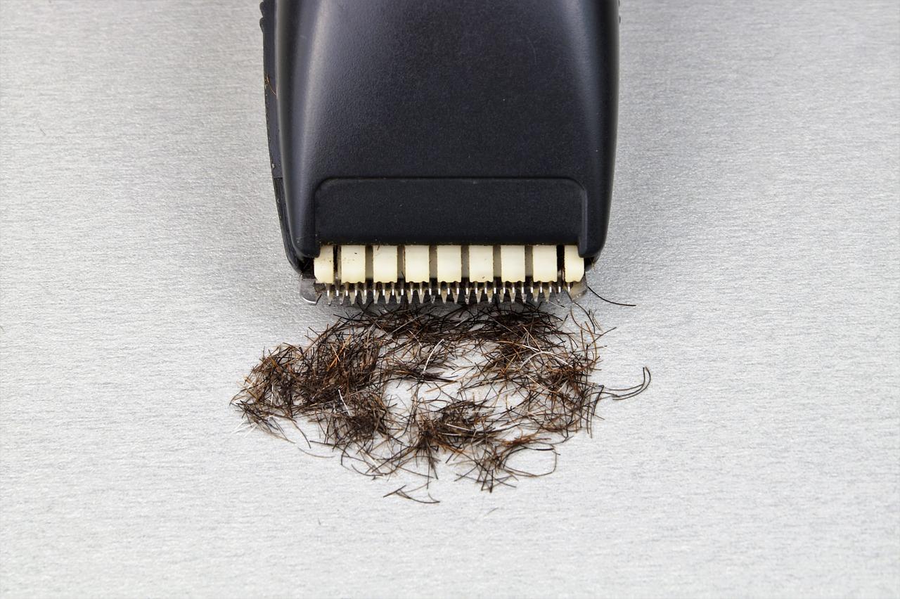 שערות במכונה