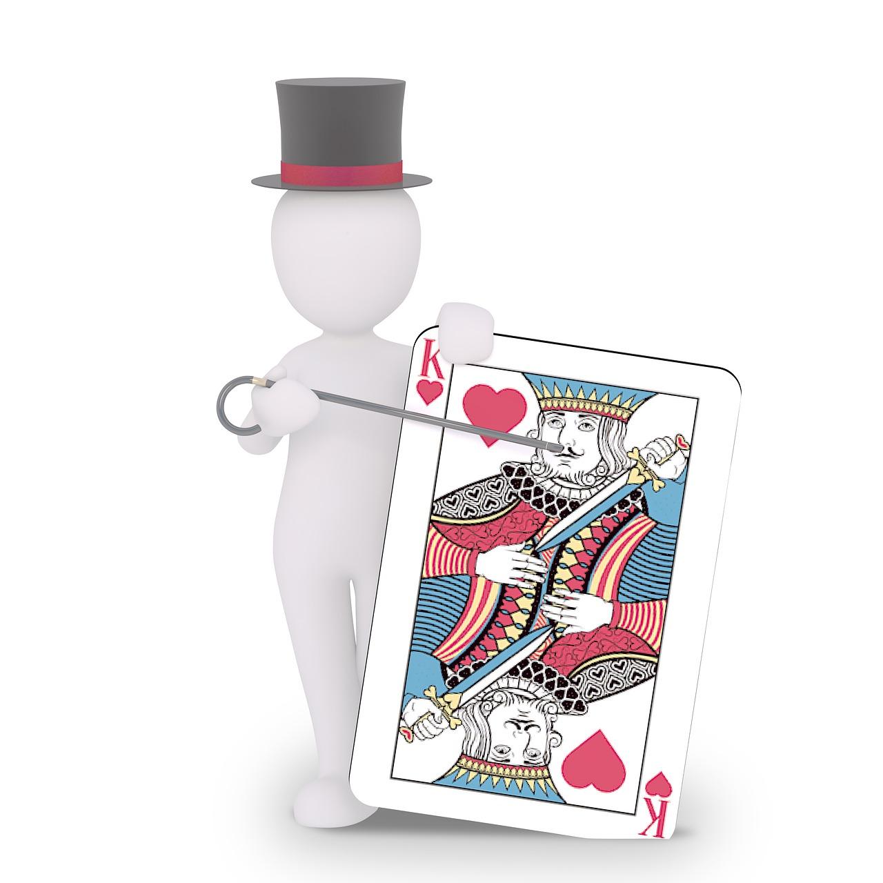 אילוסטרציה של איש שלג מחזיק קלף