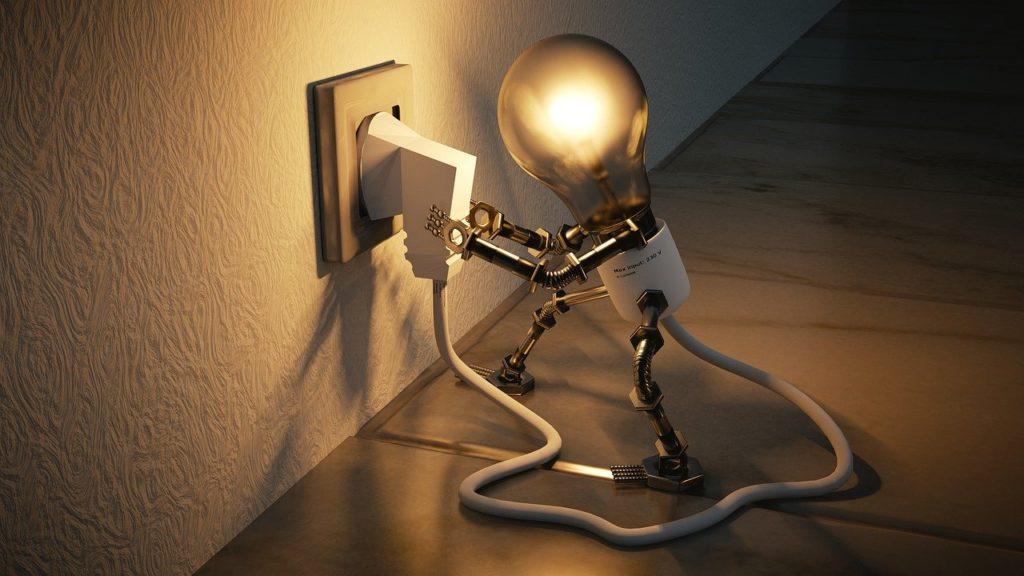 מנורת חשמל